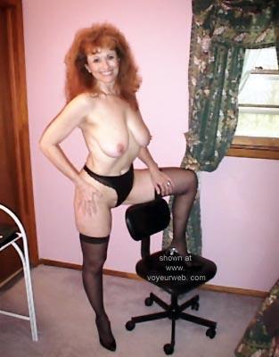 Pic #7 - MY Red Head Wife II