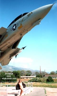 Pic #4 - Bomb's Away!