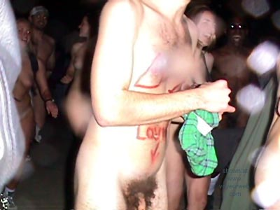 Pic #3 - The Naked Mile