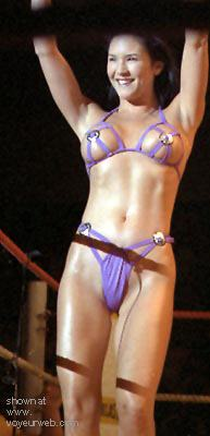 Pic #1 - Ring Girl