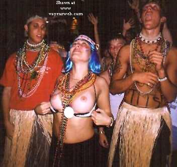 Pic #7 - Fantasy Fest Key West 1999