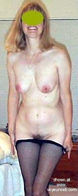 Pic #3 - Wife Decided To Strip For Me