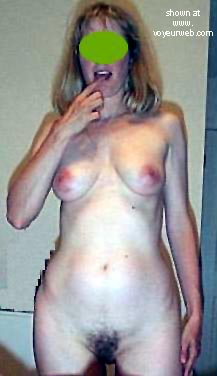 Pic #4 - Wife Decided To Strip For Me