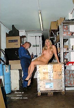 Pic #3 - Garage Visit 3