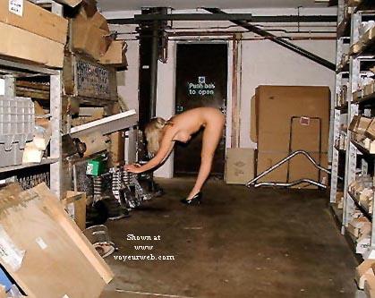 Pic #4 - Garage Visit 3