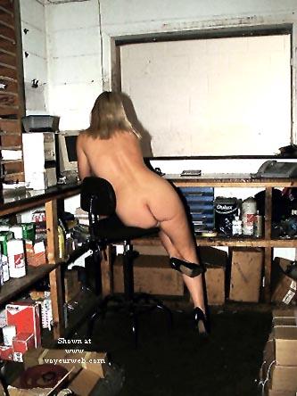 Pic #6 - Garage Visit 3