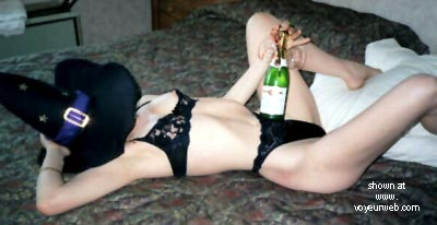 Pic #3 - Champagne Luv'in Witch