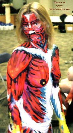 Pic #2 - Body Paint