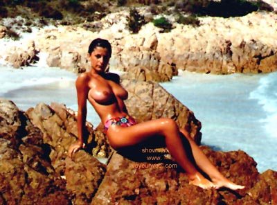 Pic #2 - Steffi Topless