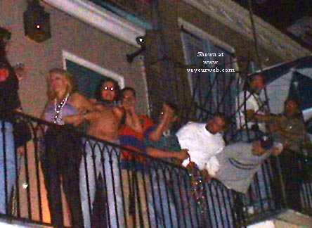 Pic #4 - Bourbon St In October