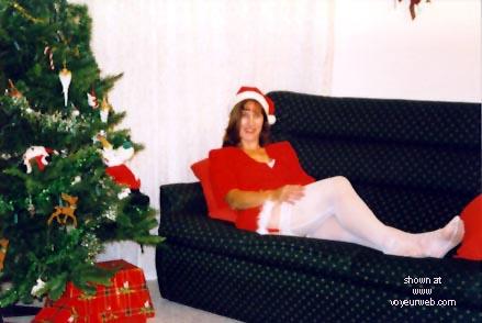 Pic #3 - Sweetcheeks      Christmas