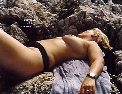 Pic #3 - Naked At Cap Ferrat