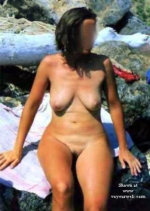 Pic #2 - My Nudist Wife