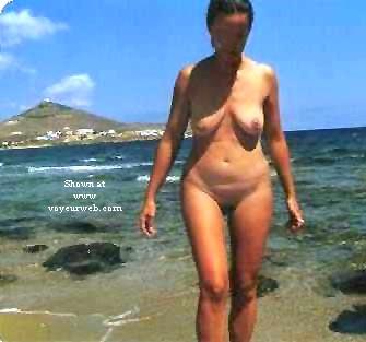 Pic #5 - My Nudist Wife