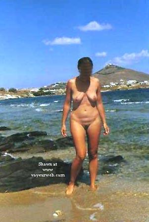 Pic #6 - My Nudist Wife