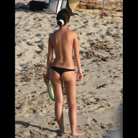 Beach Voyeur: Spain Beach Asses 2