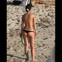 Beach Voyeur:Spain Beach Asses 2