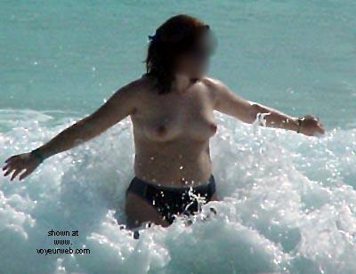 Pic #6 - Fun at the Beach