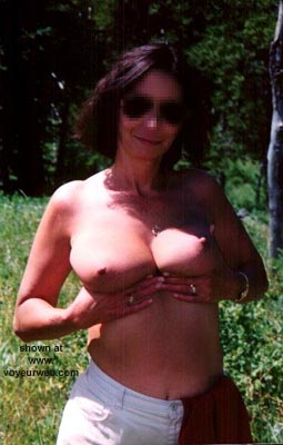 Pic #2 - Topless Hiking