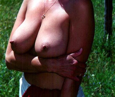 Pic #3 - Topless Hiking