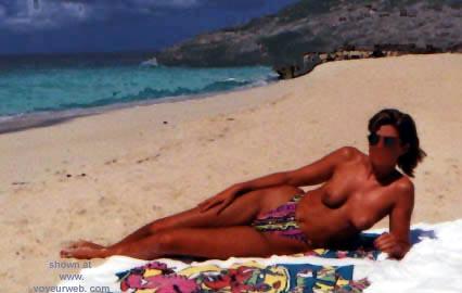 Pic #1 - Sondra at the Beach