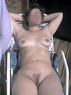 Pic #4 - My Naked Wife
