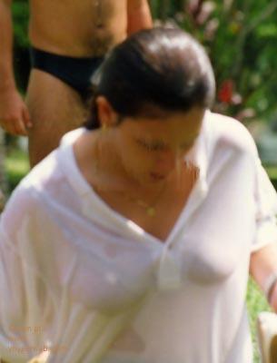 Pic #2 - Wet TShirt