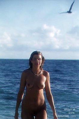 Pic #4 - Sondra on the Islands 2