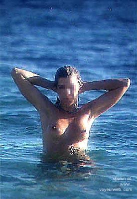 Pic #6 - Sondra on the Islands 2