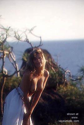Pic #10 - Sondra on the Islands 2