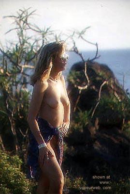 Pic #3 - Sondra on the Island I