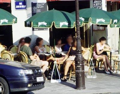 Pic #1 - Paris sans dessus dessous