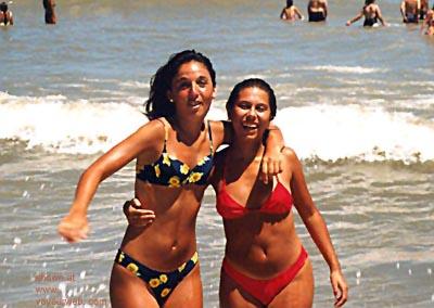 Pic #2 - Legs and Beach