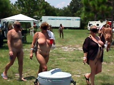 Pic #2 - More      Nudist Camp