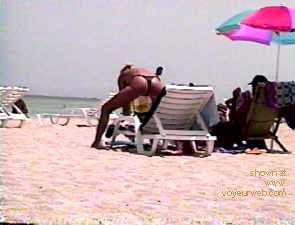 Pic #7 - Beach      Shots 3