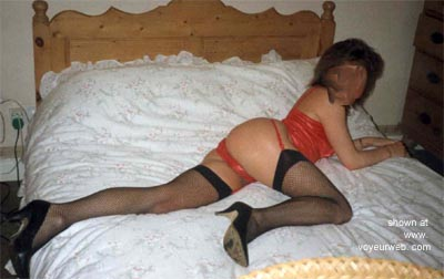 Pic #3 - Marie in Bed