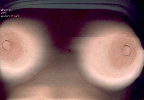 Pic #1 - Brandi      on the Scanner