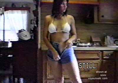 Pic #7 - Ex      Wife Strip
