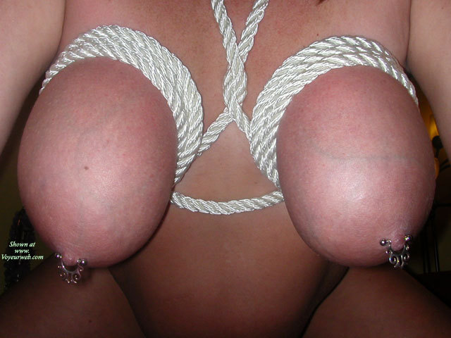 Can self tits bondage advise you