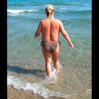 *mp Chubby Charlotte On The Beach - 1