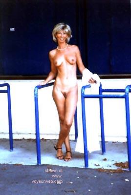 Pic #1 - Martina      at the ParK 2
