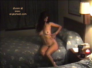 Pic #2 - Jeanie      Gets Naked