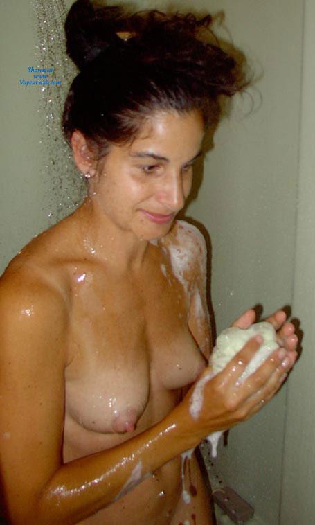 Pic #3 - Nude Amateur:Lost Bet - Nude Amateurs