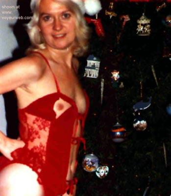 Pic #1 - Sheila      Xmas 97
