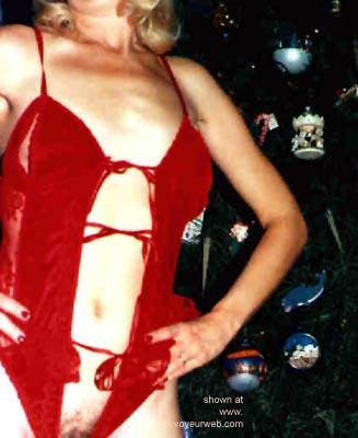 Pic #3 - Sheila      Xmas 97