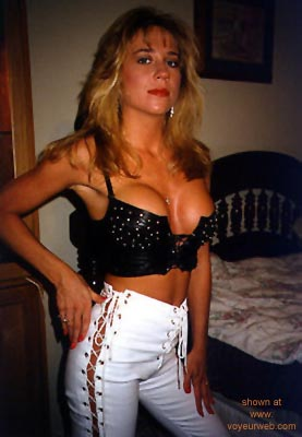 Pic #1 - The      Cops Wife