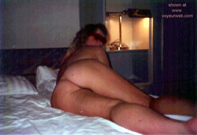 Pic #2 - Wife in Bed