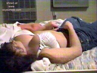 Pic #7 - GF      Undressing
