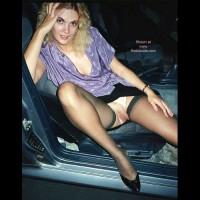 Natasha's Crotchless Panties