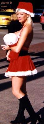 Pic #1 - Topless      Santa